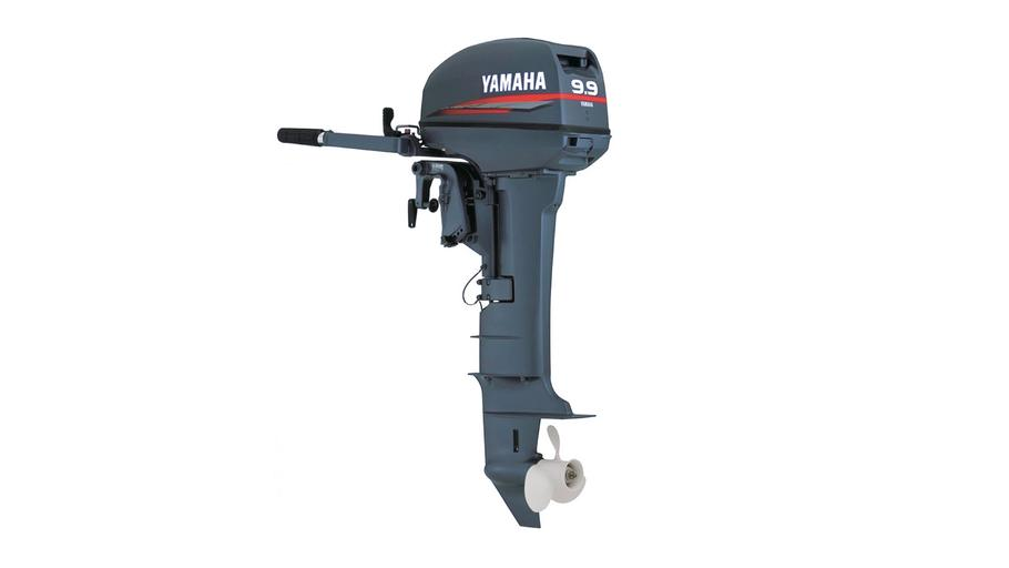 лодочный мотор yamaha-9.9 gmhs
